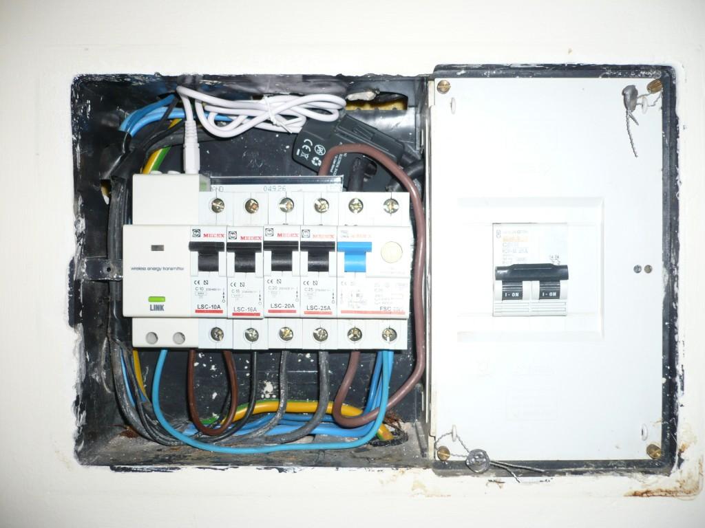 Instalación dispositivo Sonda Efergy