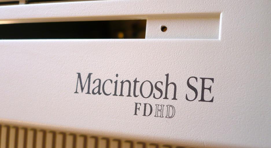 Restaurando un Macintosh