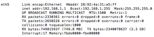 cambiar la MAC de forma permanente en Linux