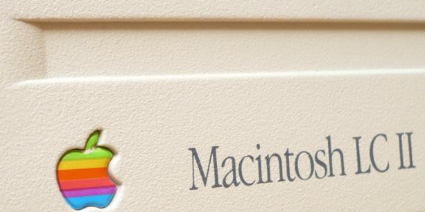 Macintosh LC II 1992