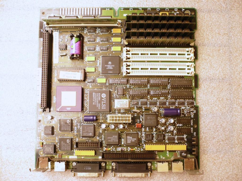 Macintosh SE/30 motherboard