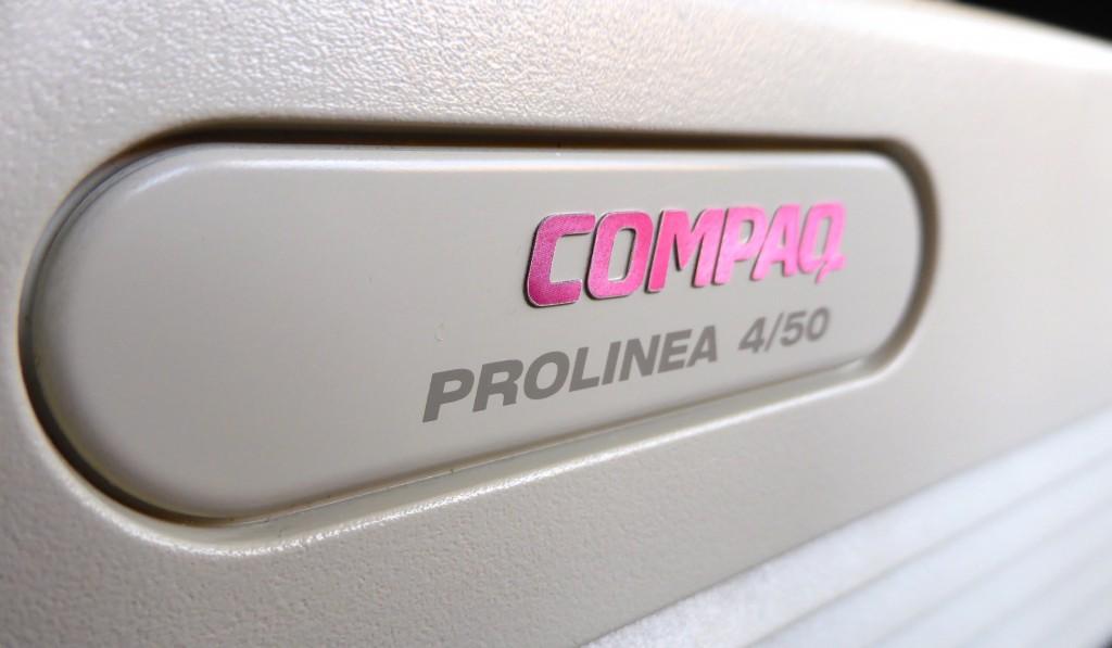 Restaurando Compaq Prolinea