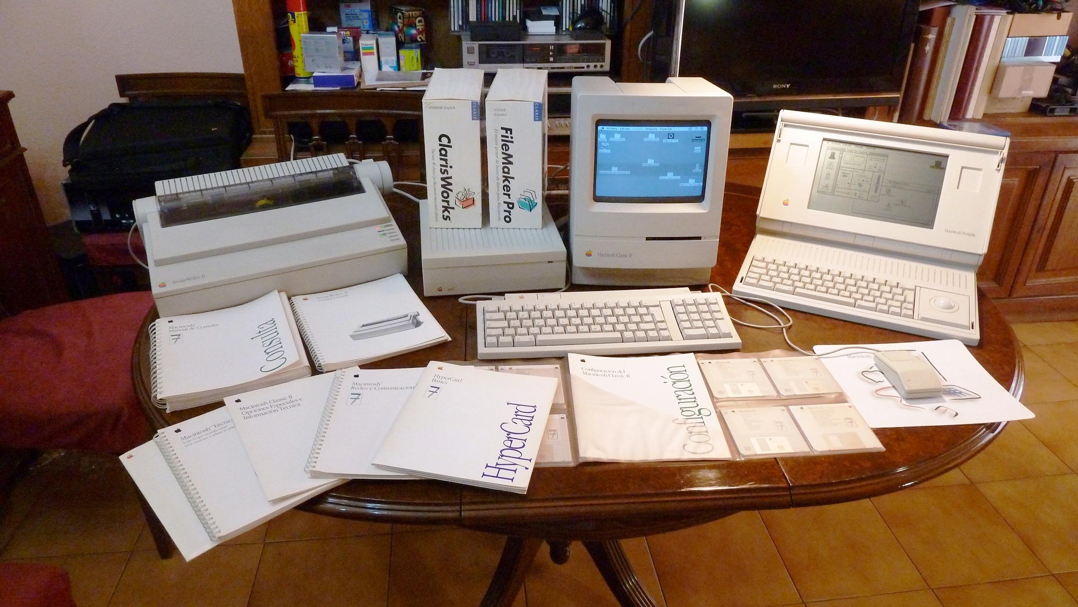 Apple vintage SC40