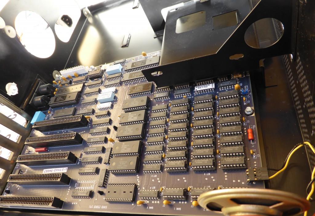 Interior IBM 5150